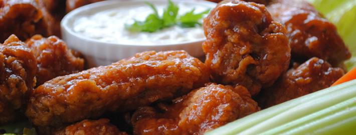 Grilled Sweet and Sour Wings