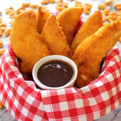 Kid Friendly Recipes Chicken Tenders