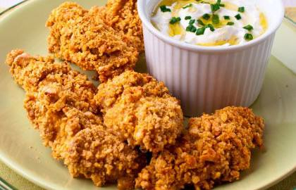 crunchy-chicken-nugget-recipe