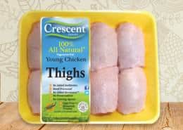 Crescent thighs