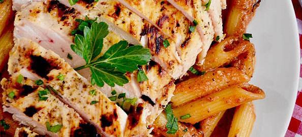 Skinny Italian Chicken Skillet