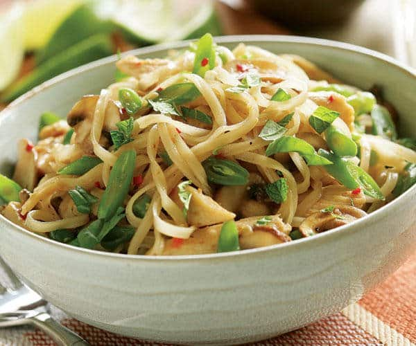 Wide Rice Noodles Whole Foods