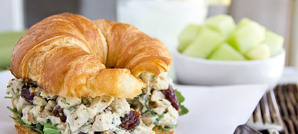 Sweetly Savory Chicken Salad​