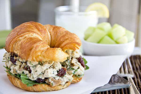 Sweetly Savory Chicken Salad - Crescent Foods Premium All Natural ...