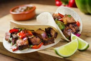 Basic Beef Fajitas