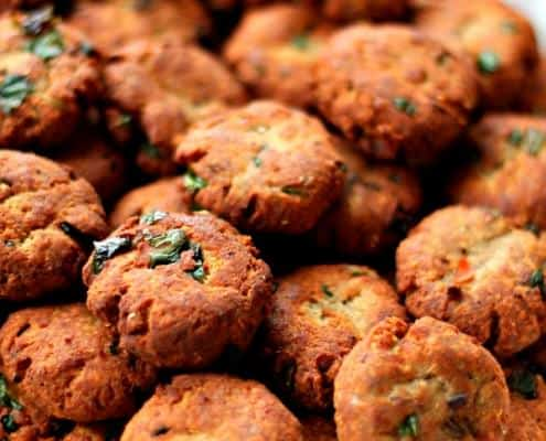 Chicken Shami Kebab​