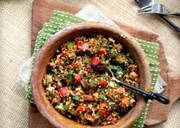 Chicken and Feta Tabbouleh​