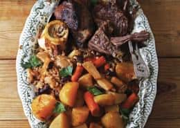 Cholent - Beef Stew Recipe