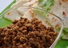 Keema Masala (Indian Minced Meat)