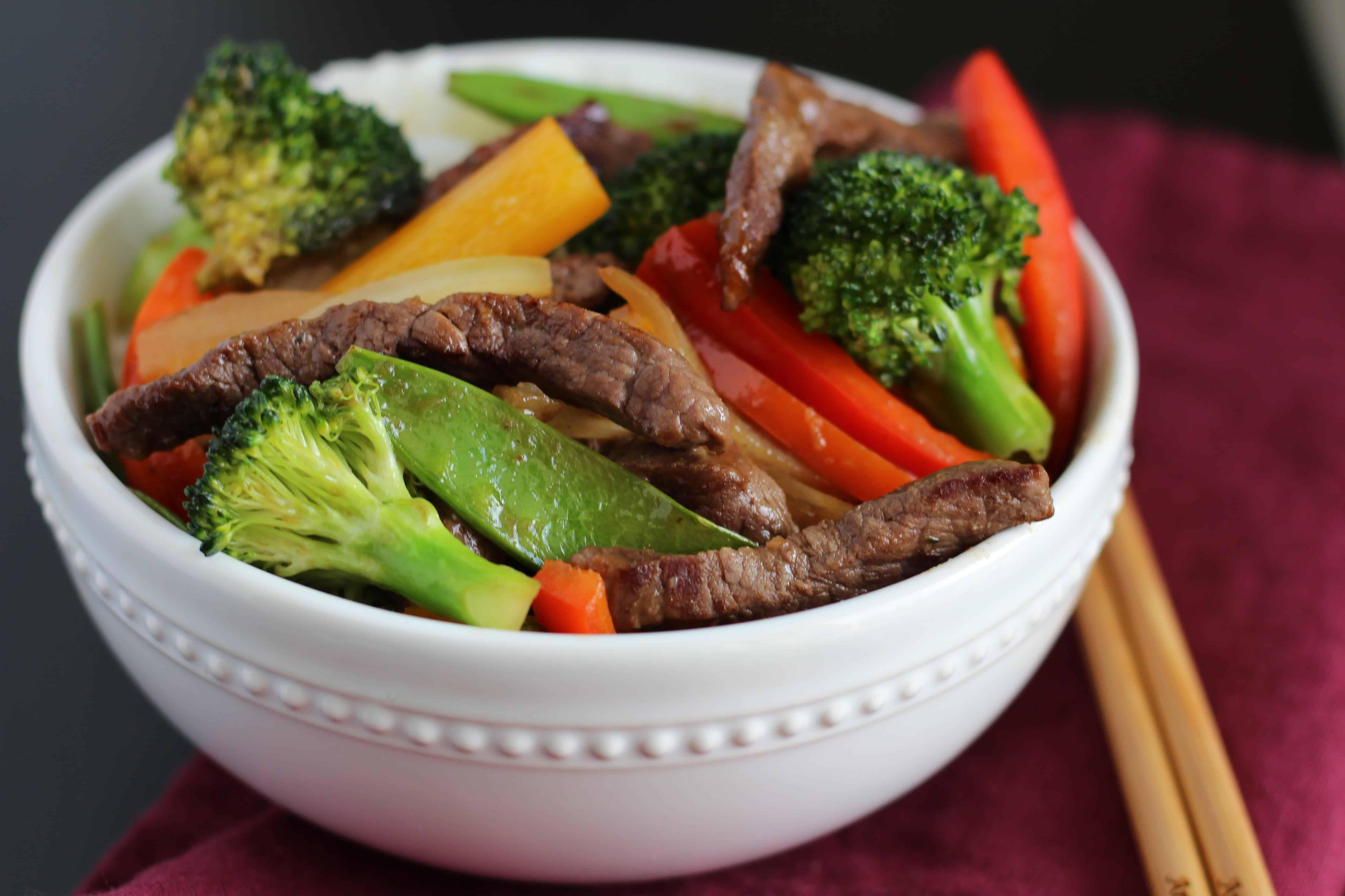 Beef Teriyaki - Crescent Foods Premium All Natural Halal Chicken ...