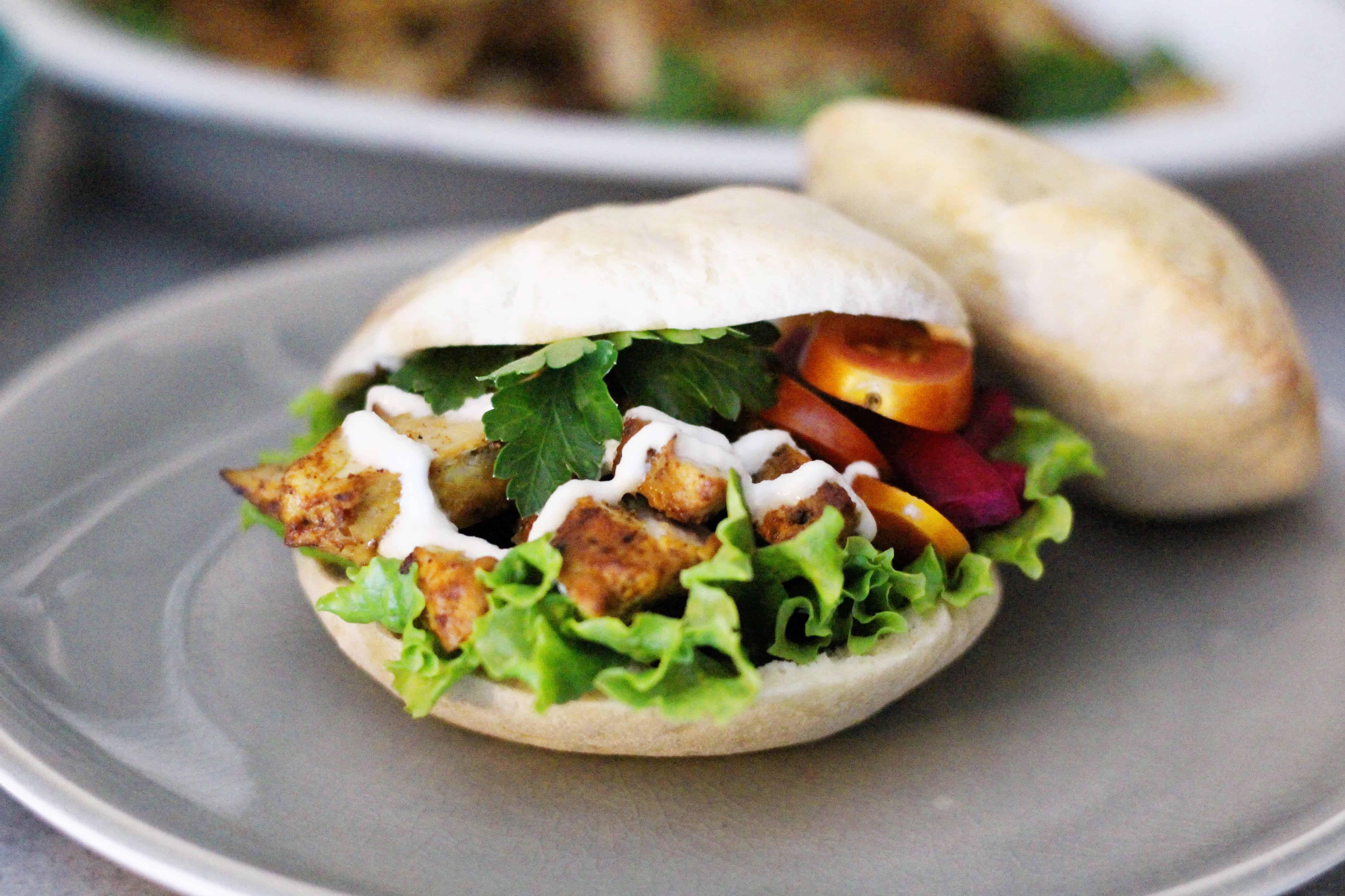 Chicken Shawarma - Crescent Foods Premium All Natural Halal Chicken ...